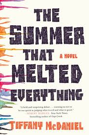 The Summer That Melted book cover (US)